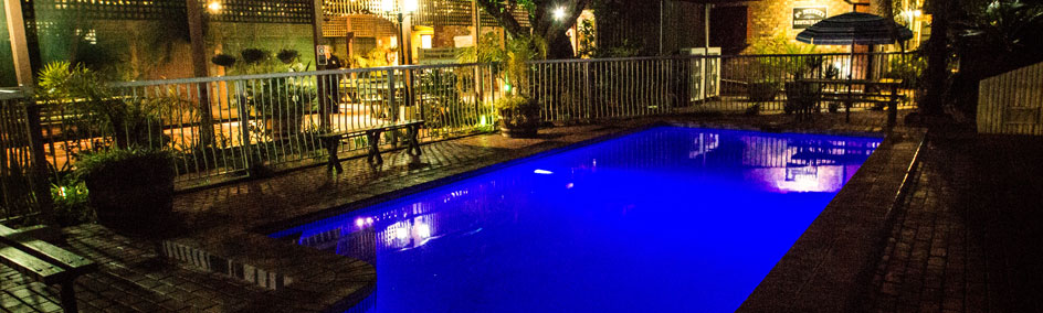 Come and relax in our wonderful in-ground seasonal pool at Old Willyama Motor Inn